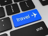the travel button